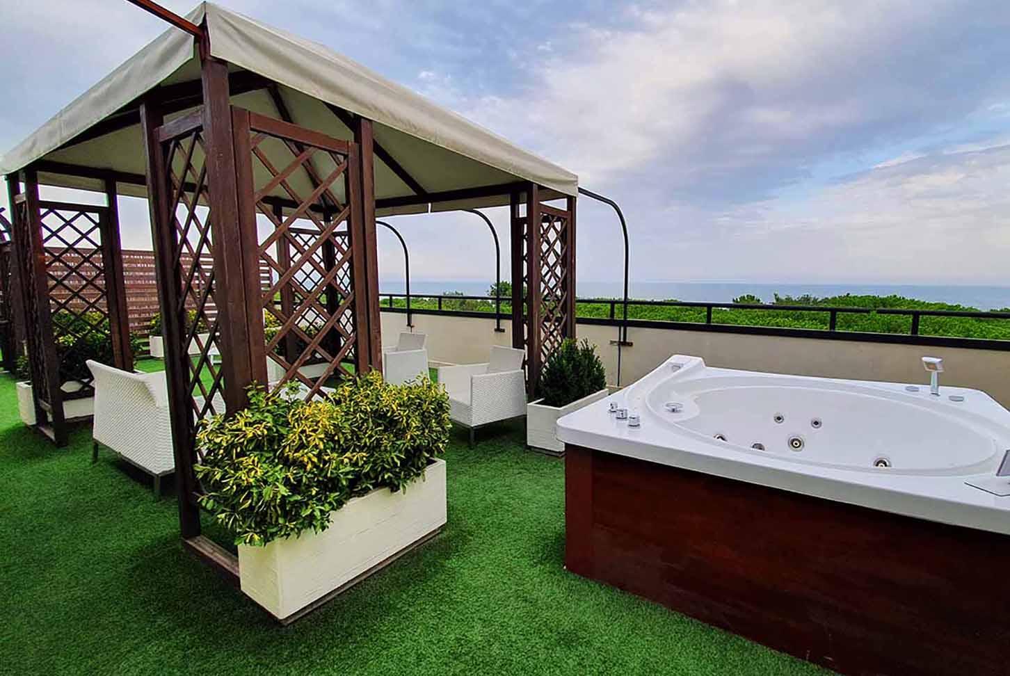 Aparthotel Cervia Appartamenti Attico Sul Mare In Vacanza