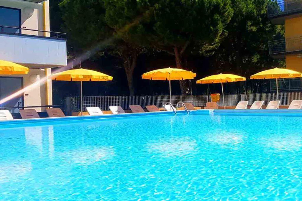 Aparthotel Cervia Appartamenti Vacanze Hotel Con Piscina Riscaldata