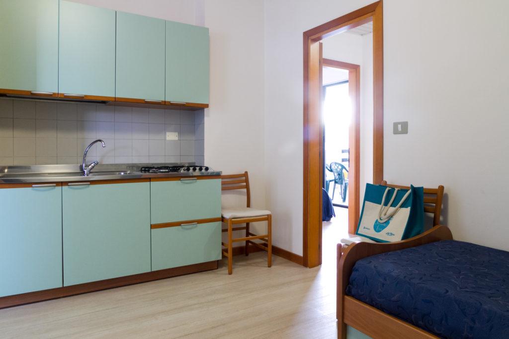 Aparthotel Trilocale 2 Mat